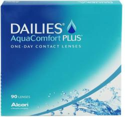 Alcon Dailies AquaComfort Plus (90) - Napi