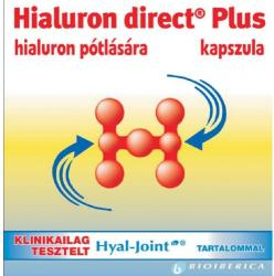 Dietpharm Hialuron Direct tabletta (30 db)