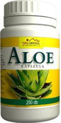 Vita Crystal Aloe Vera kapszula (250 db)