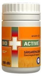 Bio+ Active Sárgarépacsíra kapszula (100 db)
