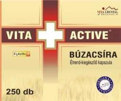 Bio+ Active Búzacsíra kapszula (250 db)