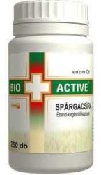 Bio+ Active Spárgacsíra kapszula (250 db)