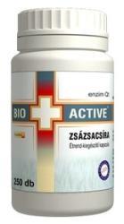 Bio+ Active Zsázsacsíra kapszula (250 db)