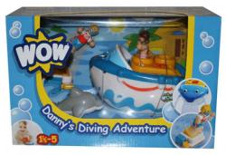 WOW Toys Danny, a búvárhajó