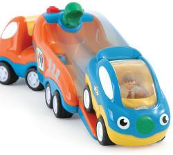 WOW Toys Tim és Roll autómentője