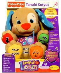Fisher-Price Tanuló kutyus (kétnyelvű)