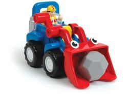 WOW Toys Luke kis markolóautója