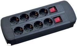 MENTAVILL 8 Plug 3m Switch (335183)