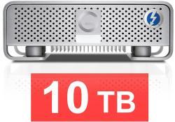 Hitachi G-DRIVE Thunderbolt 3.5 10TB USB 3.0 0G05025