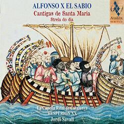 Alfonso X -el Sabio- Cantigas De. . -sacd-