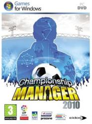 Eidos Championship Manager 2010 (PC)