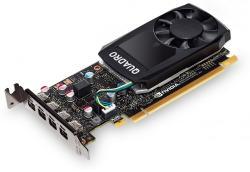 HP Quadro P600 2GB GDDR5 128bit PCIe (1ME42AA)