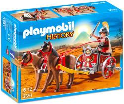 Playmobil Kétlovas Római Harci Kocsi (5391)