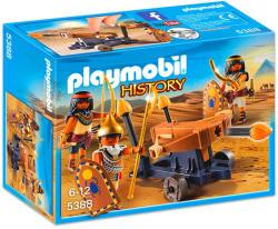 Playmobil A Piramisok Védelmében (5388)
