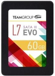 Team Group L7 EVO 2.5 60GB SATA3 T253L7060GTC101