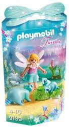 Playmobil Fairies Tündérke Mosómedvével (9139)
