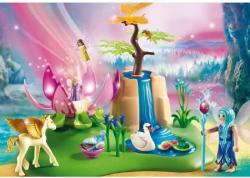 Playmobil Fairies Virágok Tündérbébikkel (9135)