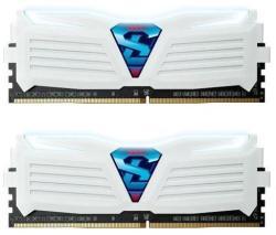 GeIL Frost White Super Luce 32GB (2x16GB) DDR4 3000MHz GLWW432GB3000C16ADC