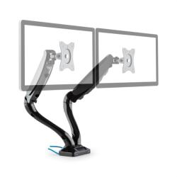 Auna Dual Desk Mount Monitor Stand (C024)