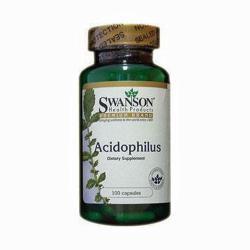 Swanson Acidophilus kapszula (100 db)