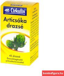 Cirkulin Articsóka drazsé (45 db)