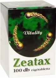 Vitality Zeatax rágótabletta (100 db)