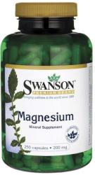 Swanson Magnézium Kapszula (250 db)
