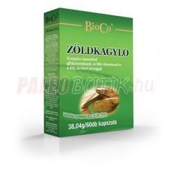 BioCo Zöldkagyló kapszula - 60 db