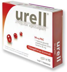 Urell Express Tőzegáfonya kapszula (15 db)