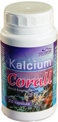 Vita Crystal Corall Kalcium (250 db)