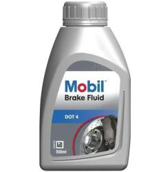 MOBIL (MOB DOT4 0.5L) MOBIL Lichid de frana Mobil Brake Fluid DOT 4, 500 ml - badabum