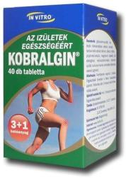 IN VITRO Kobralgin tabletta (40 db)