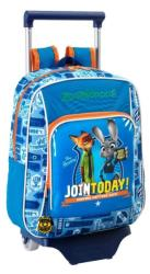 Disney Ghiozdan troler Zootropolis (611602020)