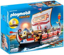 Playmobil Corabia Luptătorilor Romani (5390)