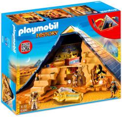 Playmobil Piramida Misterioasă Faraonului (5386)