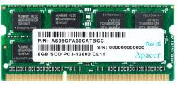 Apacer 2GB DDR3 1600MHz AS02GFA60CAQBGC