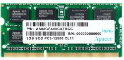 Apacer 2GB DDR3 1600MHz AS02GFA60CAQBGC