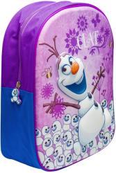 Disney Ghiozdan 3 D Olaf Disney, Violet/Albastru, 24912OL