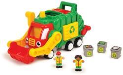 WOW Toys Fred, a szelektív szemetesautó