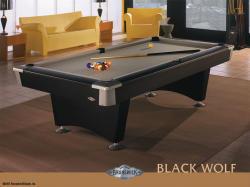Brunswick Black Wolf 8