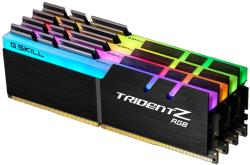 G.SKILL Trident Z RGB 64GB (4x16GB) DDR4 3600MHz F4-3600C17Q-64GTZR