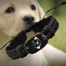 Bol-Dog. hu - Labrador unisex bőr karkötő