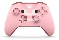 Microsoft Xbox One S Wireless Controller Minecraft Pig WL3-00053