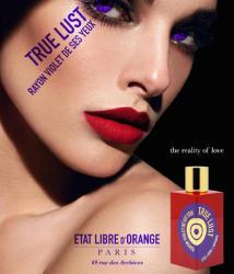 État Libre d'Orange True Lust Rayon Violet De Ses Yeux EDP 100ml Tester