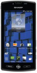 Sharp Aquos Phone 3D SH80F