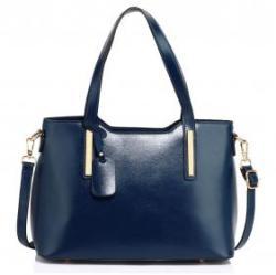 Anna Grace Nagyméretű alkalmi táska Viola - arany · 7 300 Ft Anna Grace  Sötétkék női táska - Petra fa910686b4