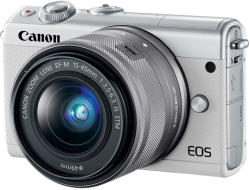 Canon EOS M100 + 15-45mm IS STM (2209C012A/98AA/2210C049AA/C095AA)