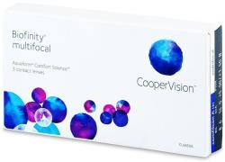 CooperVision Biofinity Multifocal - 6 Buc - Lunar