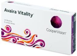 CooperVision Avaira Vitality - 6 Buc - 2 Saptamani