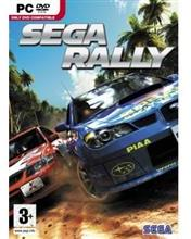 SEGA Sega Rally (PC)